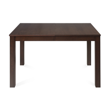Butterfly 4 Seater Extendable Dining Table - @home by Nilkamal, Burn Beech
