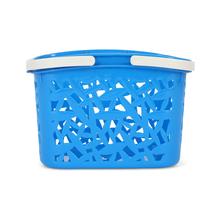 Handy 1 Litre 15X11X11CM Basket, Blue