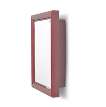 Gem Mirror Cabinet - @home by Nilkamal,  maroon