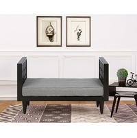 Spirit Lounge Seating Sofa, Walnut
