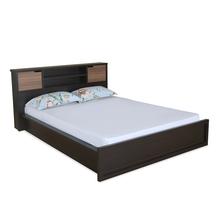 Belten Queen Bed - Wenge
