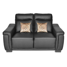 Karen 2 Seater Sofa - @home By Nilkamal, Black