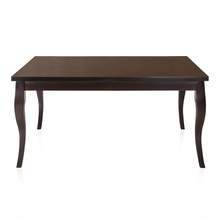 Kaiser 6 Seater Extendable Dining Table - @home by Nilkamal, Cappucino