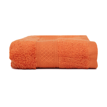 70 cm x 120 cm Bath Towel - @home by Nilkamal, Orange