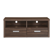 Alexus Low Height Wall Unit - @home by Nilkamal, Venus Brown