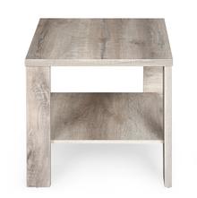 Kale Side Table - @home by Nilkamal, Dark Oak