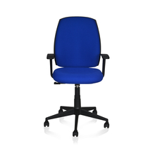 Nilkamal Jude High Back Office Chair, Blue