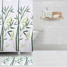Promo Bamboo Bath Set, Green
