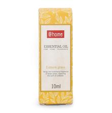 Lemon Grass Essential Oil 10 ml Bottle - @home by Nilkamal, Yellow