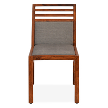 Hercules Dining Chair - @home by Nilkamal,  walnut
