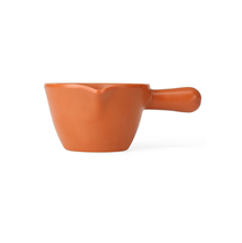 Terracotta Tea Scoop, Brown