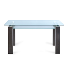 Wells 6 Seater Dining Table - @home By Nilkamal,  wenge