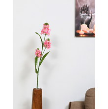 Blossom Orchid 83CM Flower Stick, Pink