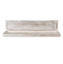 Nimkin 800 Wall Shelf - @home by Nilkamal, Ash White