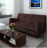 Gregory 3 Seater Sofa, Chicory Coffee