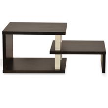 Getz Center Table - @home By Nilkamal,  wenge