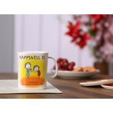 Happiness Radiant Old Picture Epic 250ML Mug, White