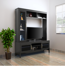 Verner Wall Unit, Cappucino
