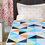 Tresmo 150 cm x 225 cm Single Bedsheet - @home by Nilkamal, Multicolor