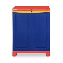 Nilkamal Freedom Small Cabinet,  blue