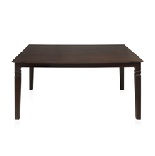 Luther 6 Seater Dining Table - @home by Nilkamal, Antique Oak