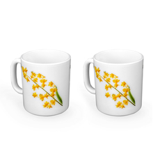 Grace Set Of 2 220ML Mug, Yellow