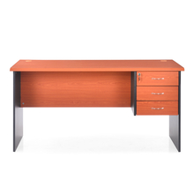 Nilkamal Illinois 3 Drawer Office Table