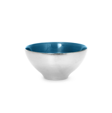 Conical Set Of 2 Snack Bowl 500ML, Blue
