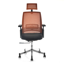 Nilkamal Edric HB Office Chair, Brown & Black