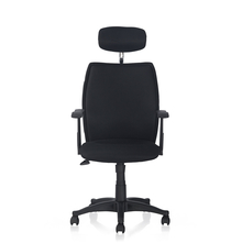 Nilkamal Blaze Highback Headrest Chair - Black