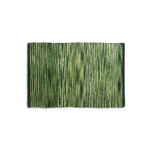 Tex Tie Dye 60X90CM Rug, Green