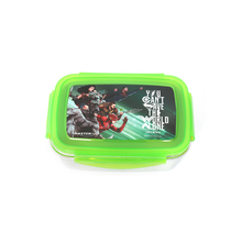 Justice League 350 ml Snack Box, Green