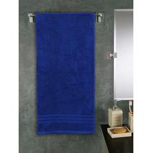 Zerotwist 70 cm x 140 cm Bath Sheet, Indigo