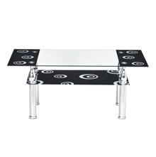 Corolla Center Table - @home By Nilkamal,  black