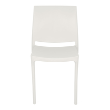 Nilkamal Novella 08 Chair - Milky White