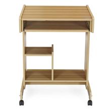 Nilkamal Solo Computer Table - Teak