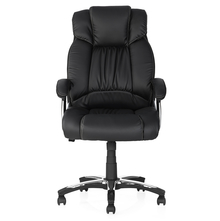 Nilkamal Trenvi HB Office Chair, Black