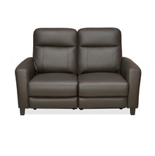 Admiral 2 Seater Sofa, Dark Brown