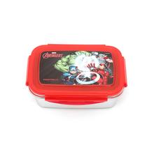 Avengers 350 ml Snack Box, Red
