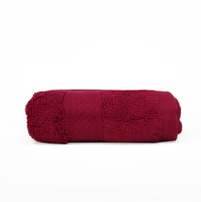 70 cm x 120 cm Bath Towel - @home by Nilkamal, Red