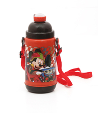 Mickey 500 ml Sports Bottle, Red & Yellow