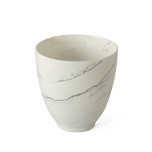 Marble Collection Coffee Mug - @home by Nilkamal, White