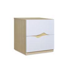 Newton Night Stand -@home Nilkamal,  ivory