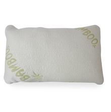 Shredded Pillow 40 cm x 65 cm -@home by Nilkamal, White