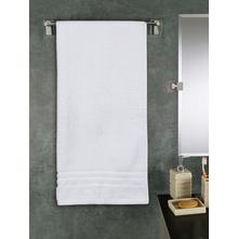 Zerotwist 60 cm x 120 cm Bath Sheet, White