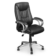 Nilkamal Libra High Back Office Chair, Black
