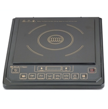 Bajaj ICX3 1400 W Induction Cooktop, Black