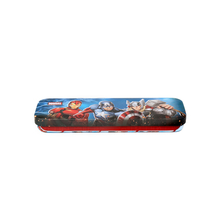 Avenger Metal Rectangle Pencil Box, Blue