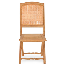 Luisa Folding Chair - @home by Nilkamal, Light Brown