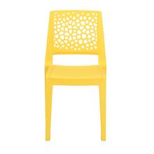 Nilkamal Nexus Chair, Mango Yellow